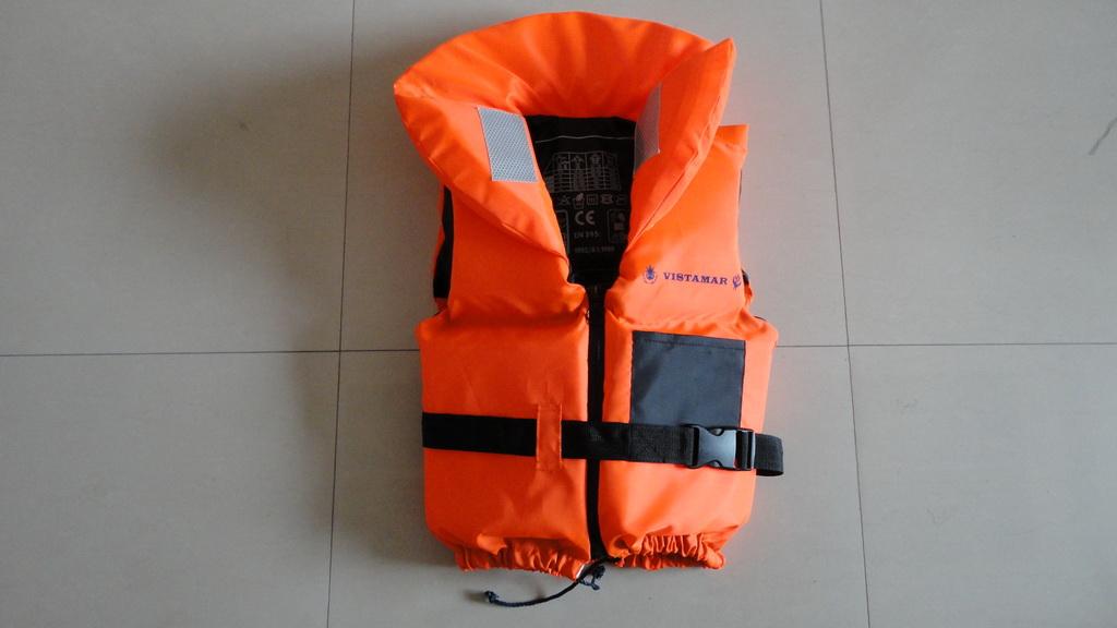 56d6744da4a Спасителна жилетка LJ-107, 100N детска, 20-30 кг - Спасителна ...