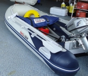 Inflatable boat Honda T30 AE1