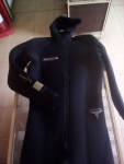 Neoprene diving suit ROVER 7, size S4
