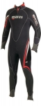 NEOPRENE DIVING SUIT 2ND SKIN MAN, size S6